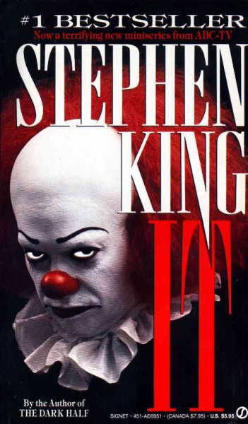 Discuss Stephen King's It 10/24