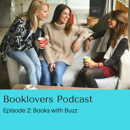 Podcast Episode 2 Books with Buzz