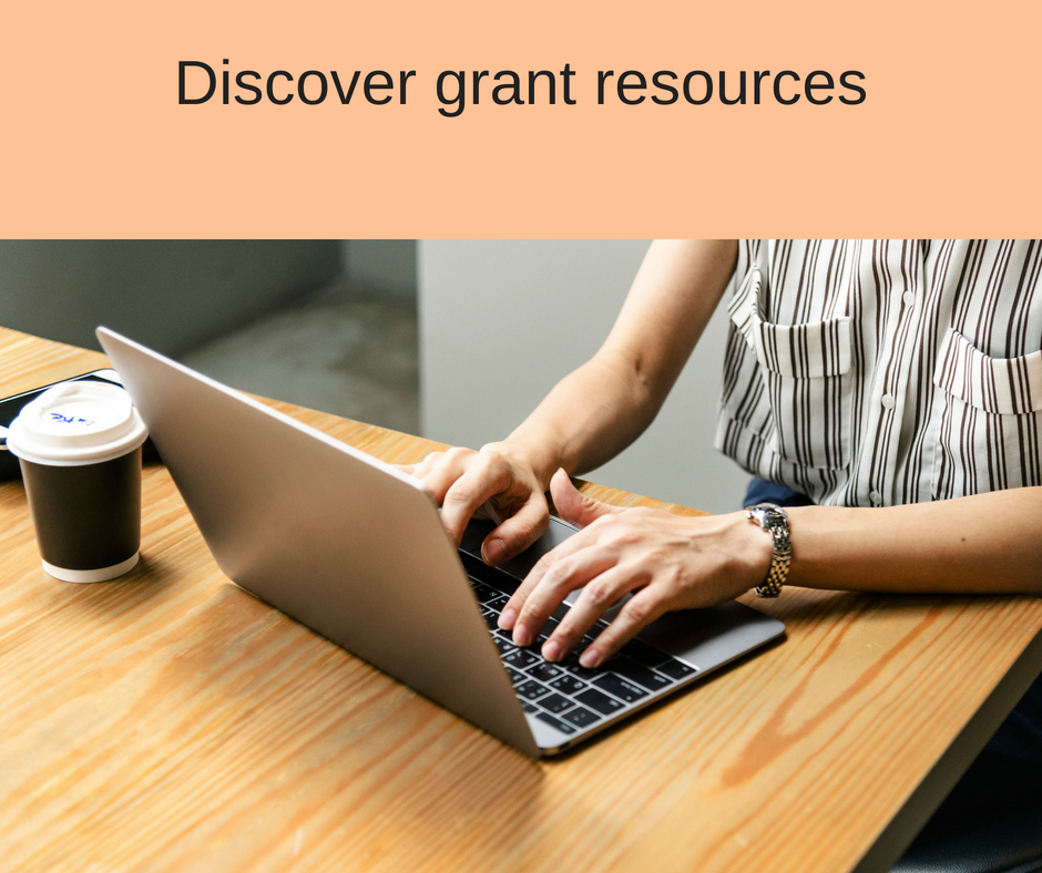 One amazing resource to help you find grants