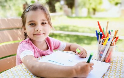 Kindergarten Readiness: Writing Skills