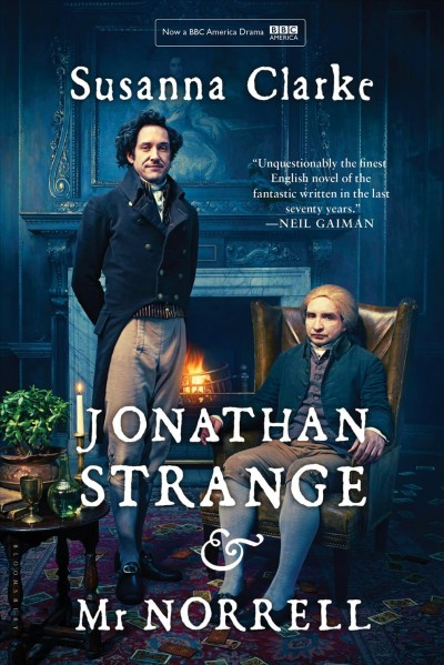 April Online Book Club: Jonathan Strange & Mr Norrell